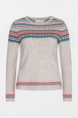 Seasalt Scandi-knit Endurance Jumper