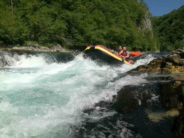 Neretva river has more than fun