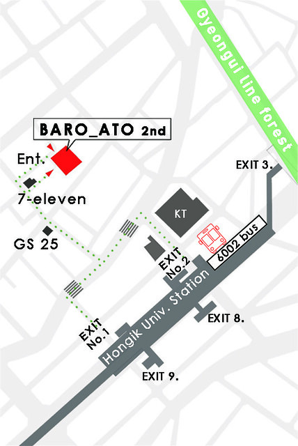 Baroato 2nd map