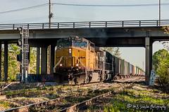 UP 7247 | GE AC4400CW | CN Fulton Subdivision
