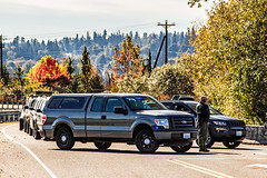Snohomish County Sheriff's Office Unmarked Ford F-150 Pickup Truck