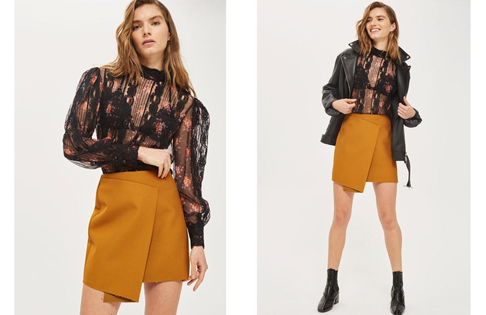 yellow-mustartd-trend-mini-skirt-perfect-autumn-fall