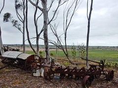 Old Agricultural Equipment