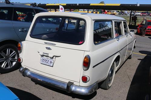 1966 Volvo 121 Wagon