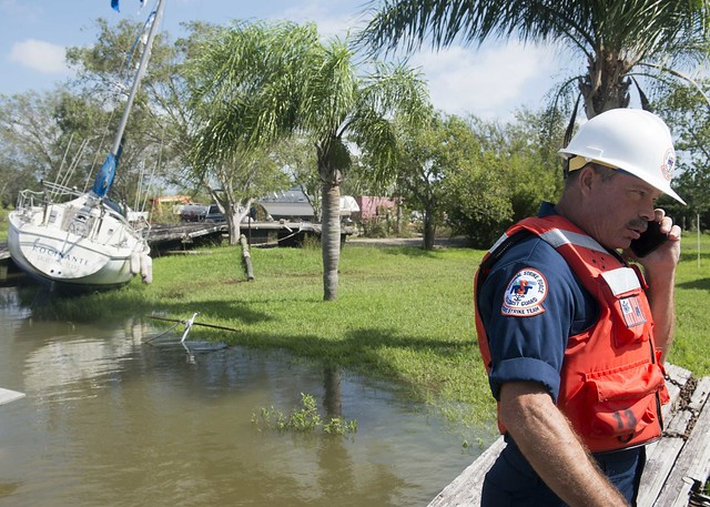 Vessel recovery efforts continue in Galveston County