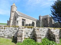 The Kirk of St Ternan, Arbuthnott, May 2017