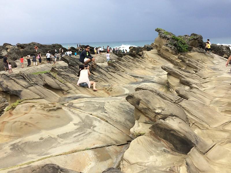 小野柳海岸