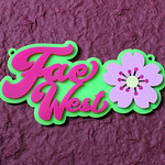 Fae West flower