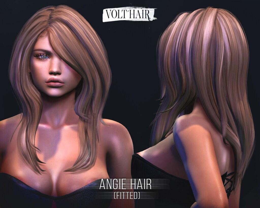 Volthair - Angie Hair - TeleportHub.com Live!