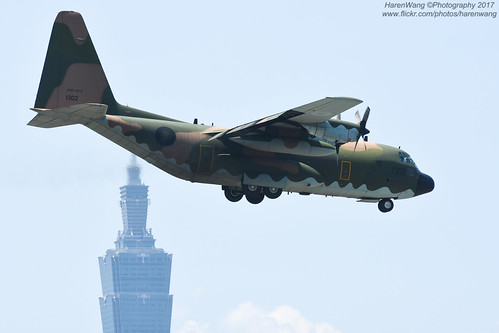 Republic of China Air Force | C-130H | 1302
