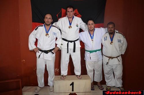 Pódios atletas Torneio de judô Serra Negra 15.10.2017