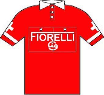 Fiorelli - Giro d'Italia 1952