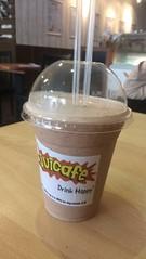 Flake milkshake