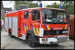 Brandweerzone Rand - post Kontich - Lichte autopomp / Snelle hulpwagen