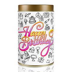 [Holidays & Seasonal]   Happy birthday Icons and Doodles