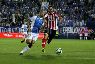 C.D. Leganés 1-0 Athletic Club de Bilbao 22/10/2017