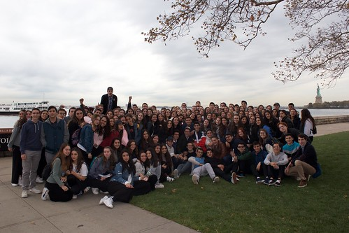 Class of 2018 Visit to Statue of Liberty and Ellis Island