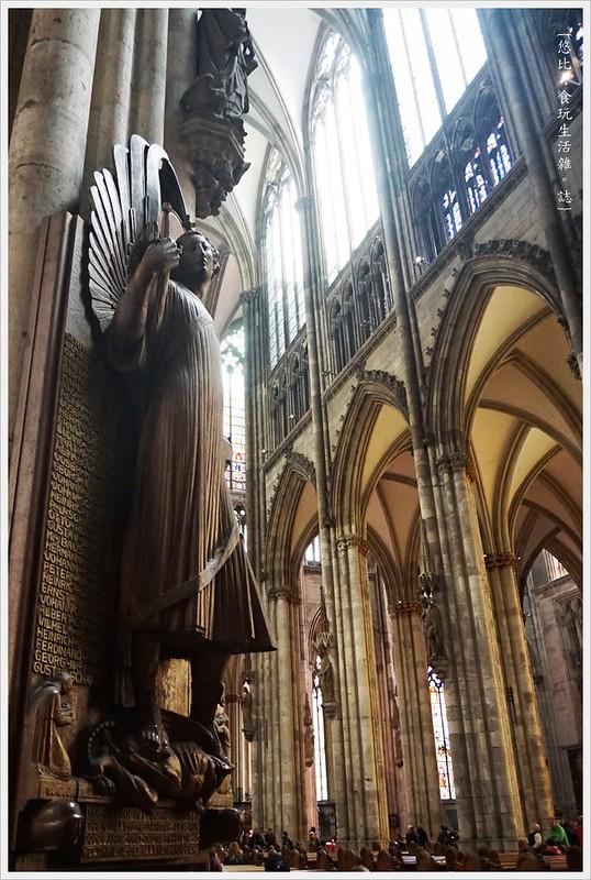 科隆大教堂-68-內部