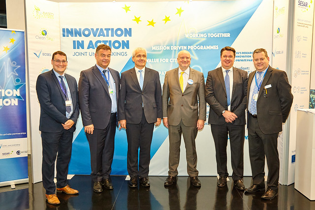 SESAR at Innovation in Action event