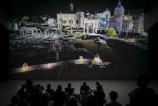 Rome´s Invisible City in 3D