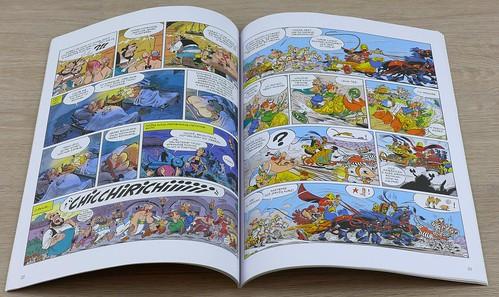 Asteriks 37 w Italii & Lucky Lucke 56 Przeklęte ranczo 01
