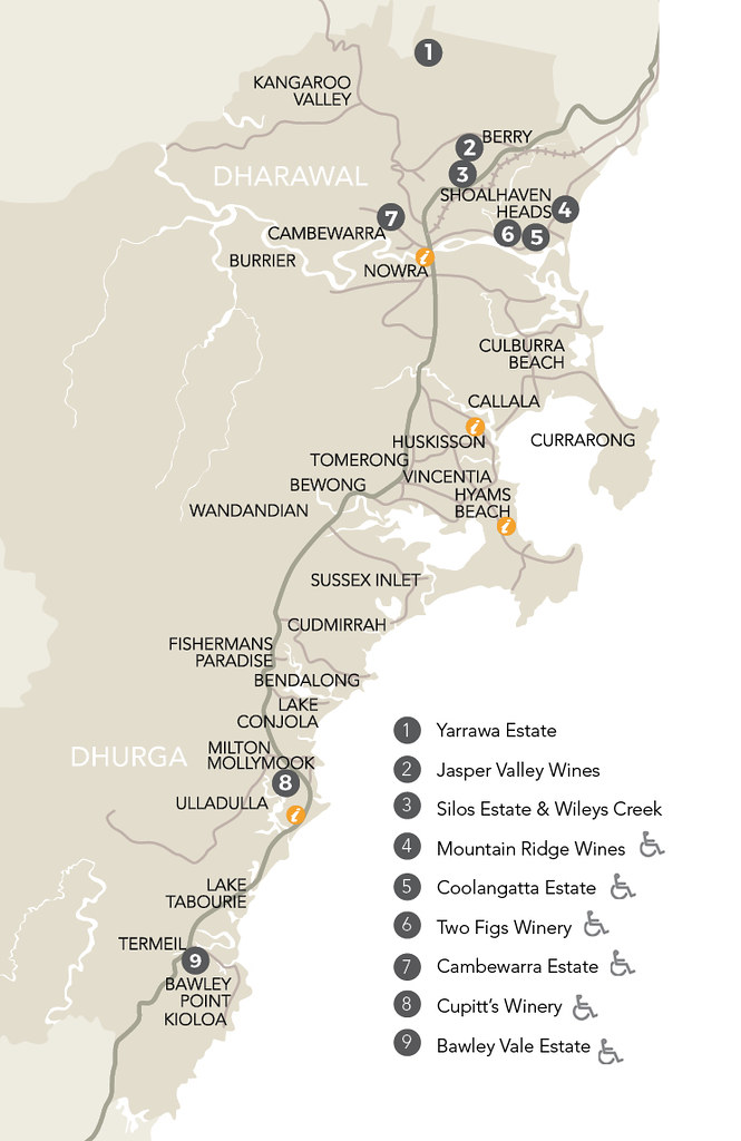 Shoalhaven Wine Coast