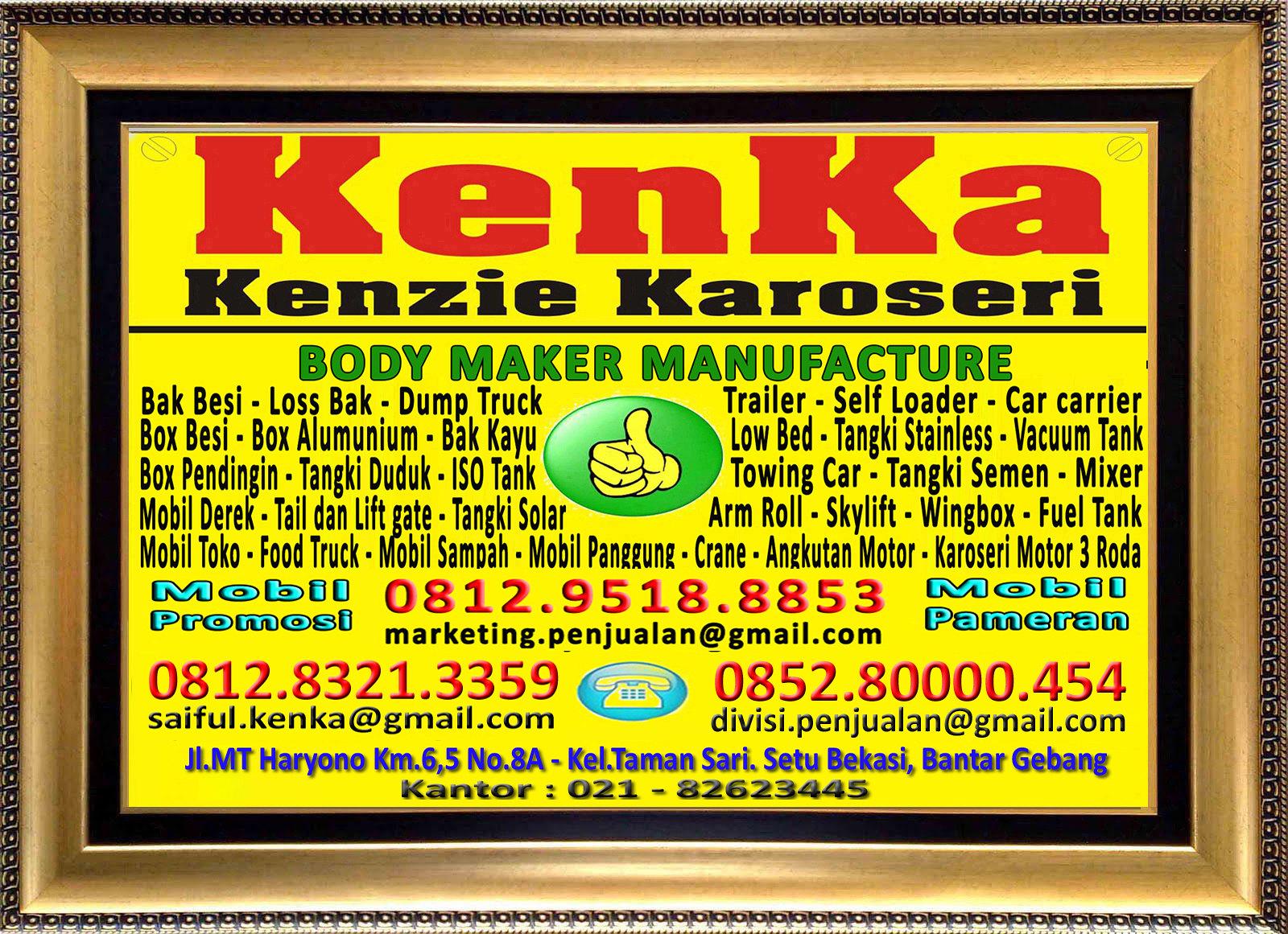Logo KenKa - Susi - Saiful - Thamrin