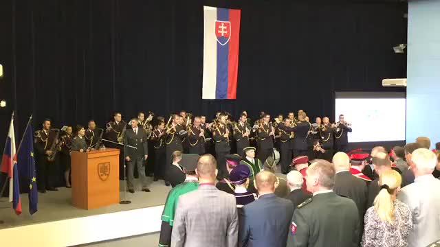 Podujatie Akadémie Policajného zboru 25.výročie-záznam