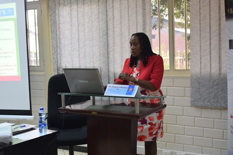 Lecture Series: Oil in Uganda with Dr. Pamela Mbabazi
