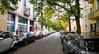 Residential Side Street - Two sided sardine parcking by UrbanGrammar