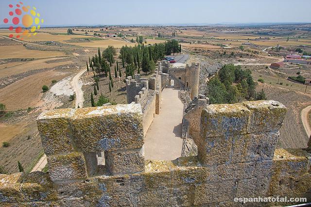 castelos da Espanha: Peñaranda de Duero