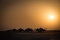 Black Hawk ceremony 10/08/17