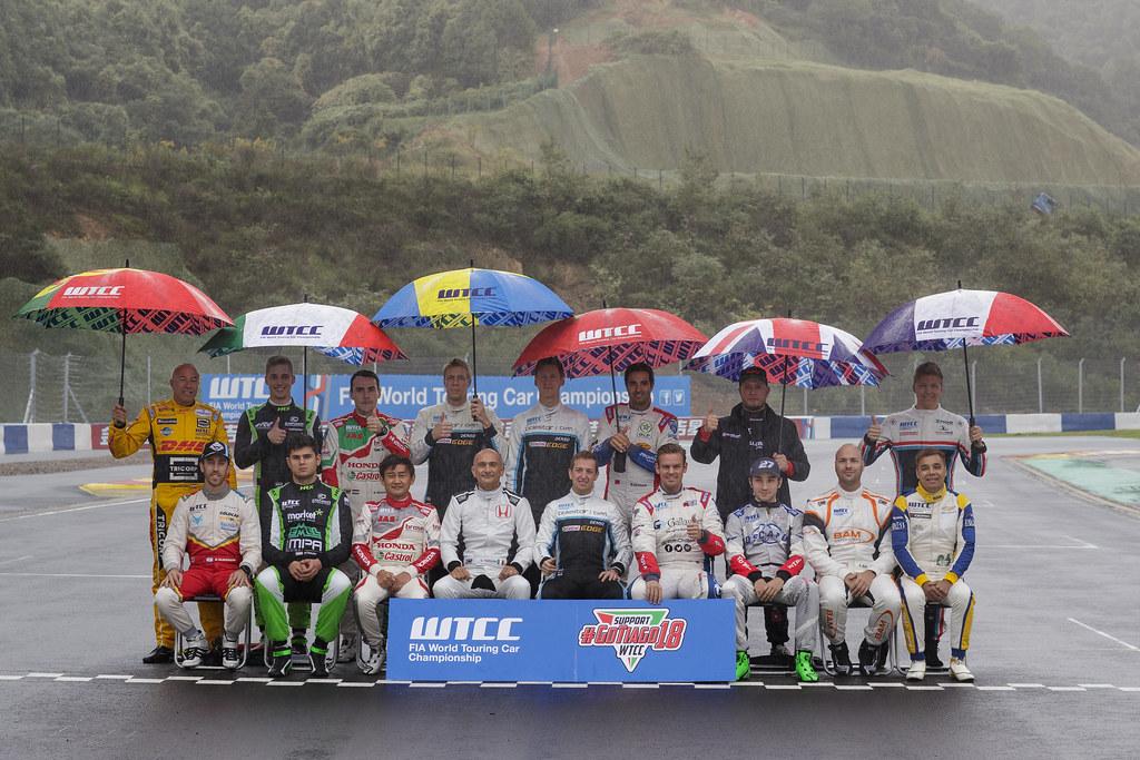 Team WTCC   during the 2017 FIA WTCC World Touring Car Championship at Shanghai, China, ningbo,13 to 15 - Photo Frederic Le Floc'h / DPPI