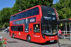 Stagecoach London 10321 SN16OKB