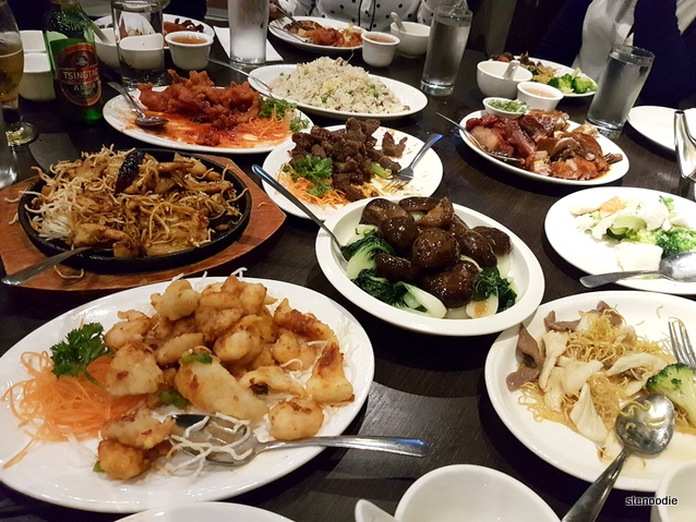 Hong Shing Chinese Restaurant food