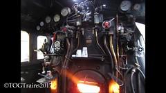Class 60009's Fire (14/10/2017)