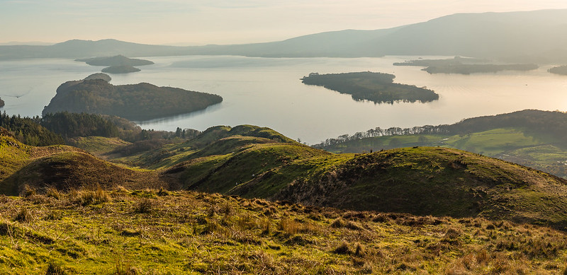 Conic Hill - Loch Lomond - Ecosse