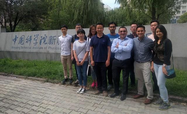 Promueven alianza con China, en el área de ingeniería