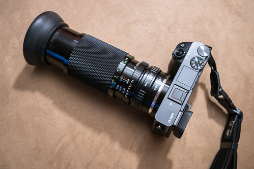 Soligor 80-200 mm F4.5 Macro