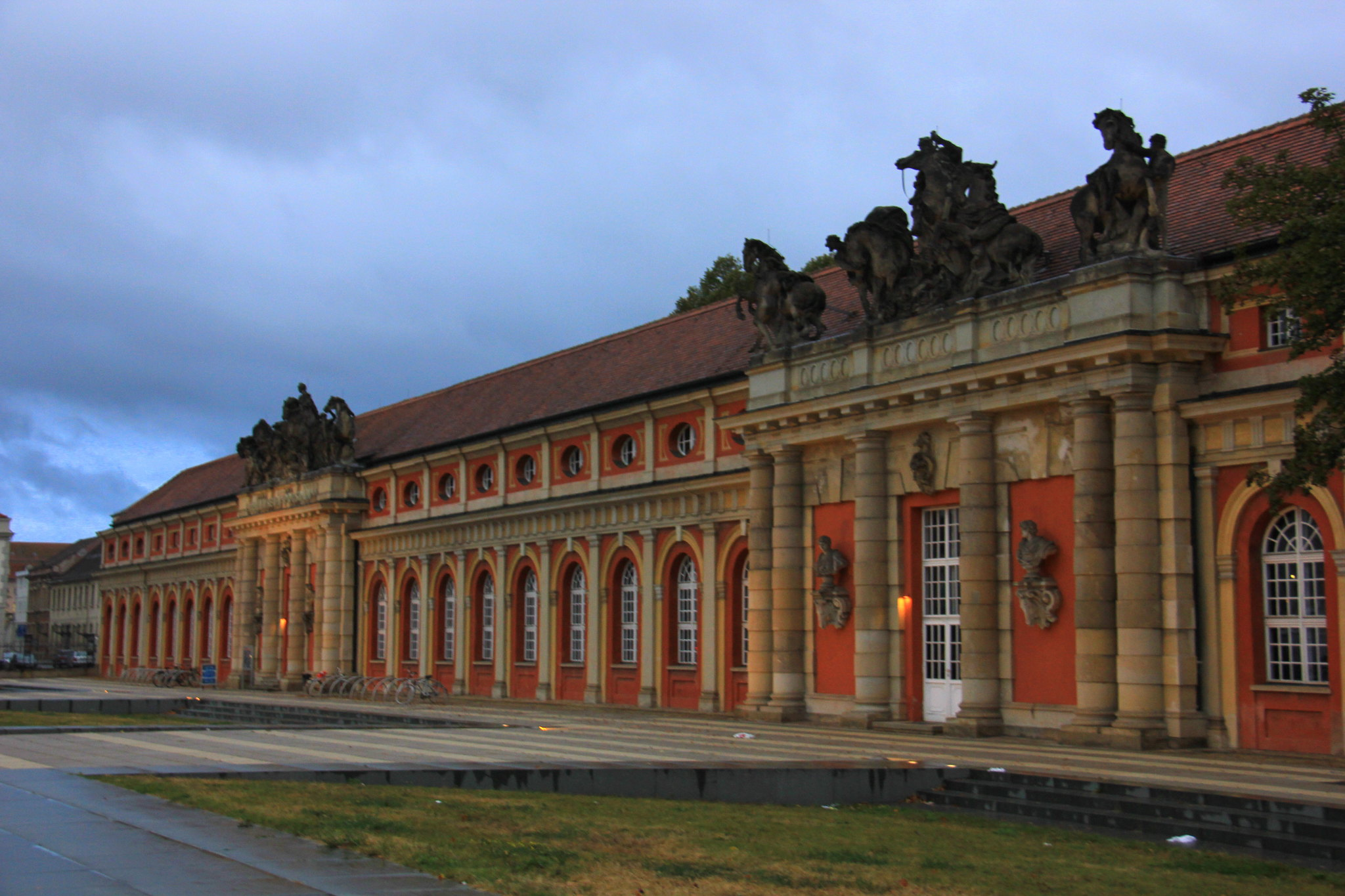 Potsdam has a very famous film museum