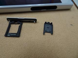 nano SIM 托盤