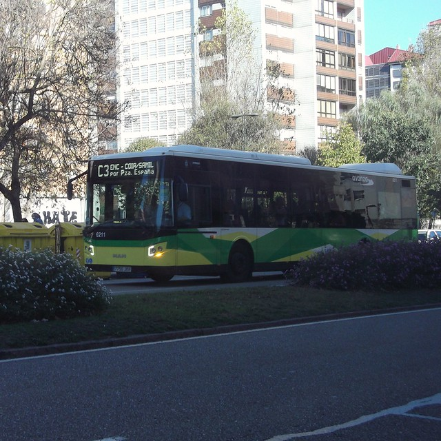 6211 C3 en Avenida, Fujifilm FinePix AV150