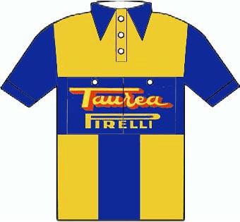 Taurea Pirelli - Giro  d'Italia 1950