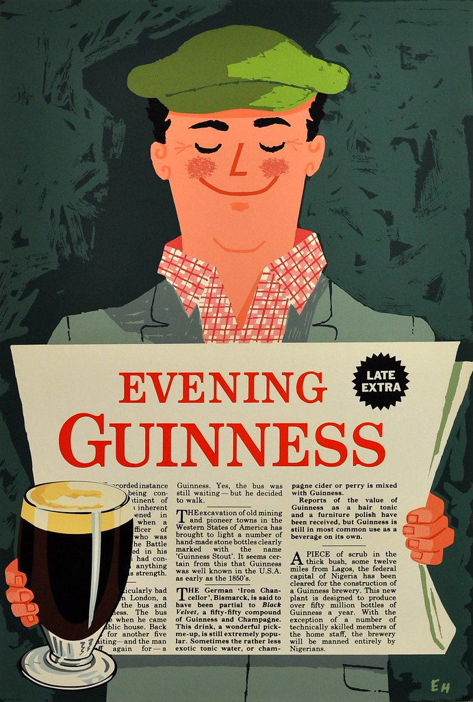 Guinness-1962-evening