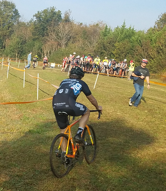 EllenWood CX Ranch Cyclocross Race