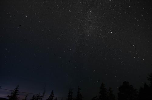 Night Photography on Samish Island-4