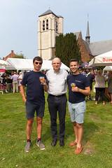 2017.08.27 picknick van de burgemeester Rotselaar