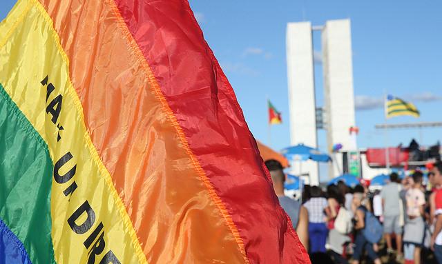 Último relatório do Grupo Gay da Bahia constatou que uma pessoa LGBT morre a cada 25 horas no Brasil - Créditos: Elza Fiuza/ Agência Brasil