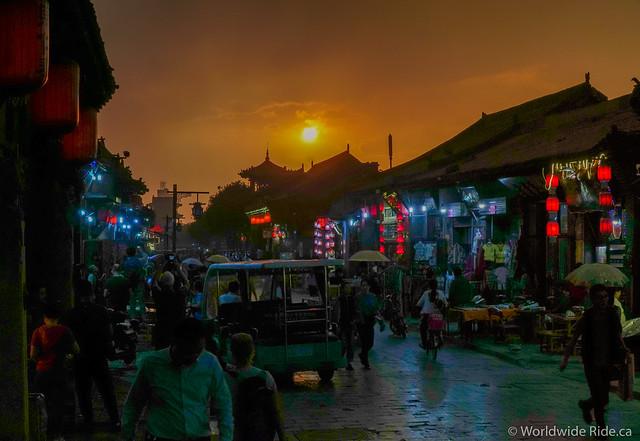 China Pingyau Acient City-26
