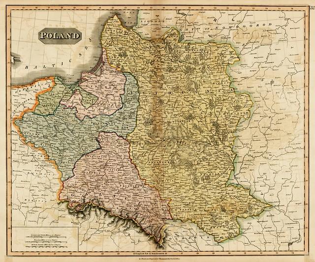 John Thomson - Poland (1817)